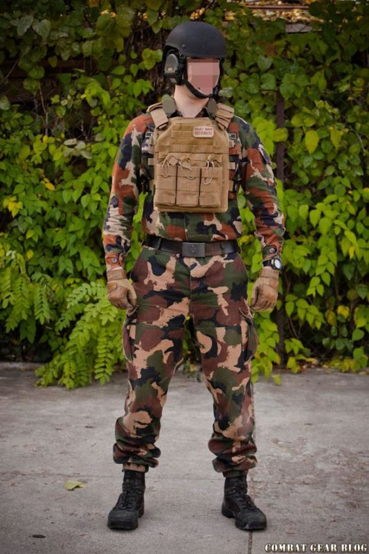 Darktac Plate Carrier