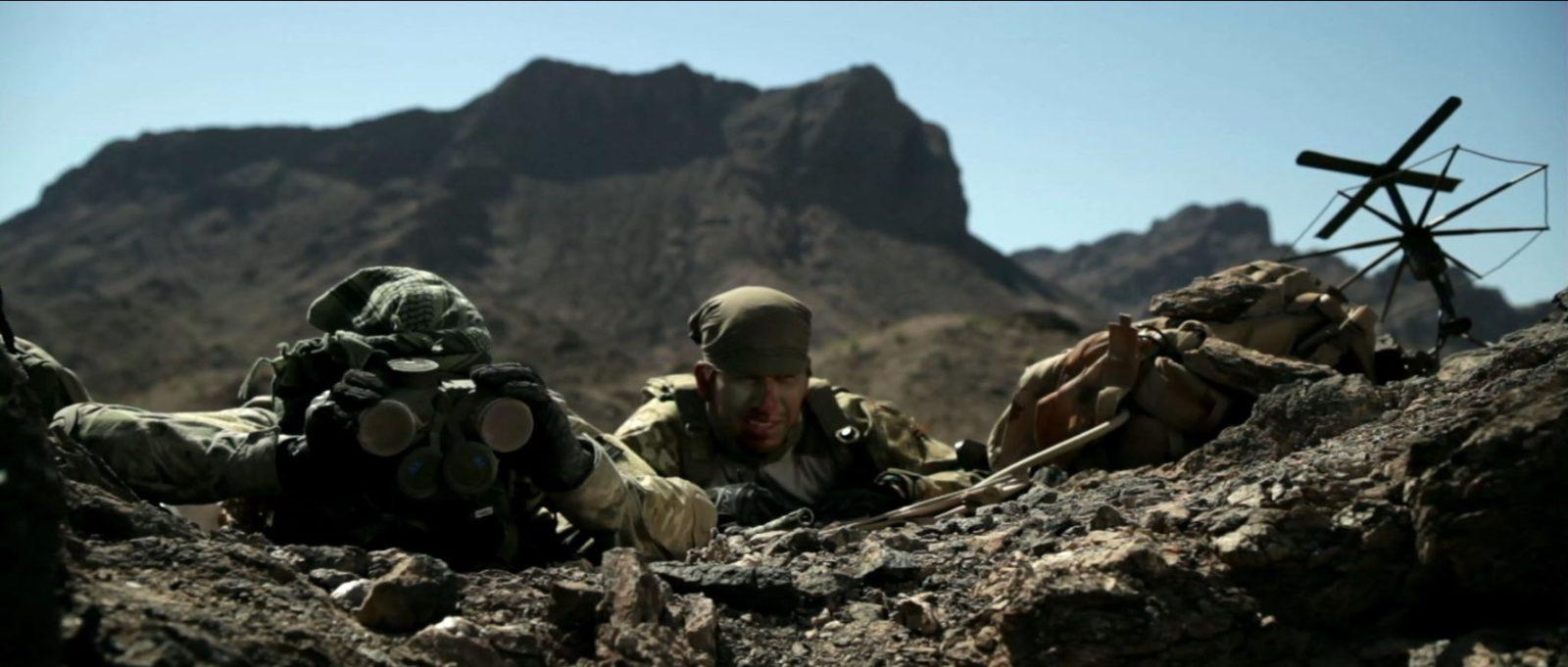 A bátorság törvénye, film a különleges erőkről