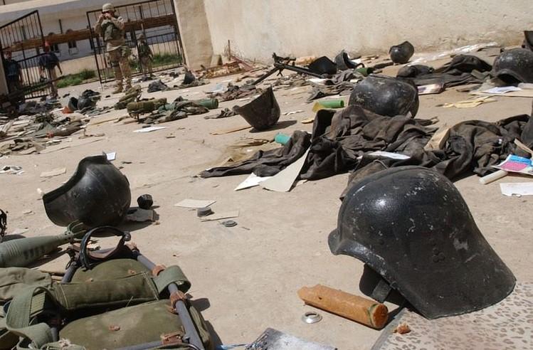 Fedayeen sisakok Irakban