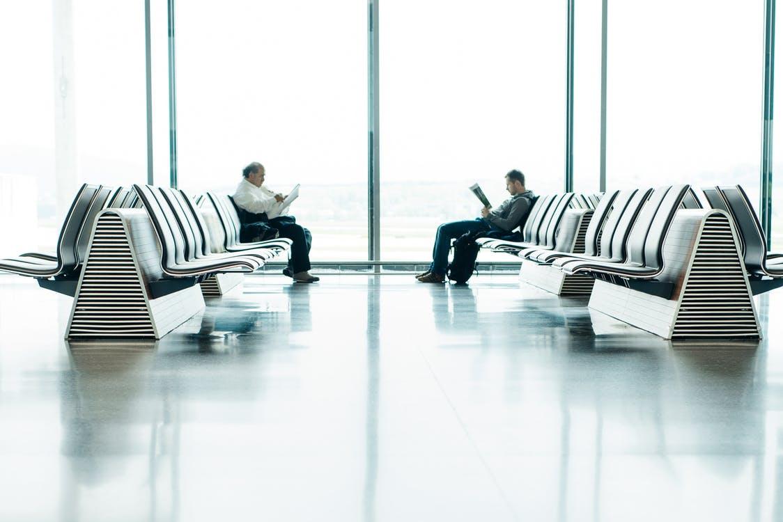 Repülőtéri váróterem